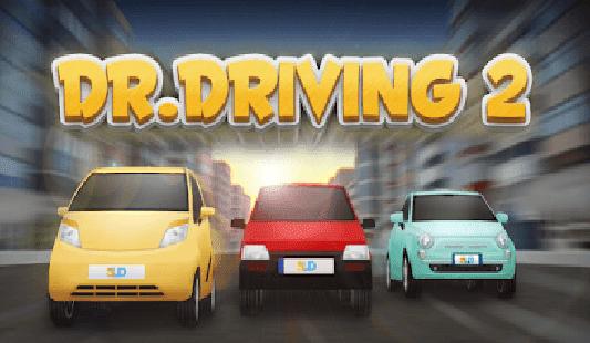 تحميل لعبة Dr. Driving 2 للاندرويد مجانا برابط مباشر
