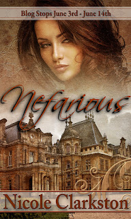Blog Tour - Nefarious by Nicole Clarkston