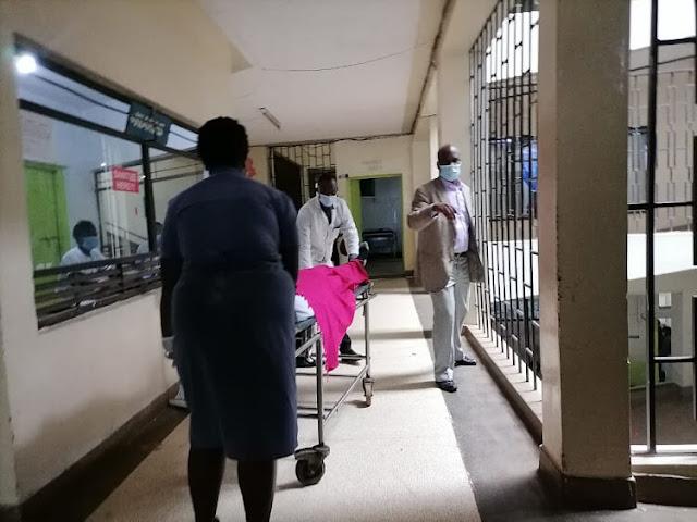Teachers beaten by student in Kisii photo