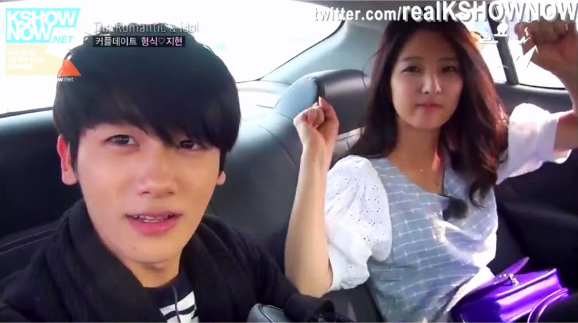 hyungsik and jihyun relationship problems