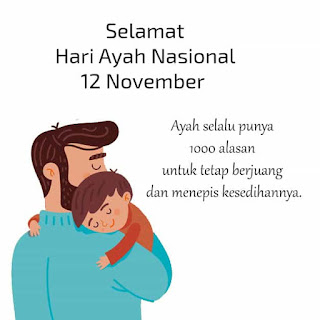 selamat hari ayah nasional