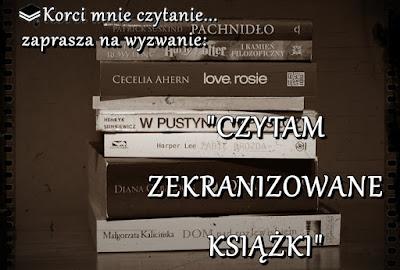 Czytam zekranizowane książki!