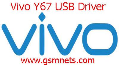 Vivo Y67 USB Driver Download
