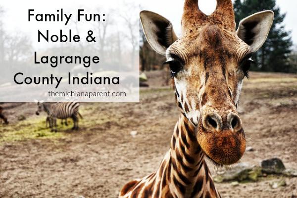 Family Fun Noble Lagrange County Indiana