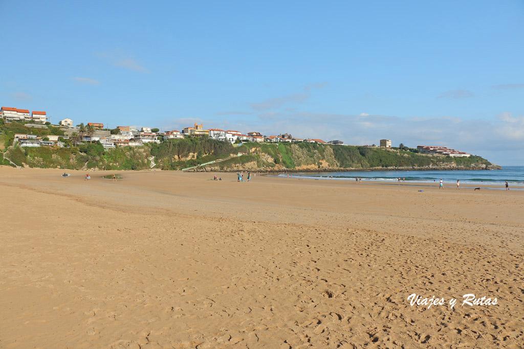 Playa de la Concha. Qué ver en Suances