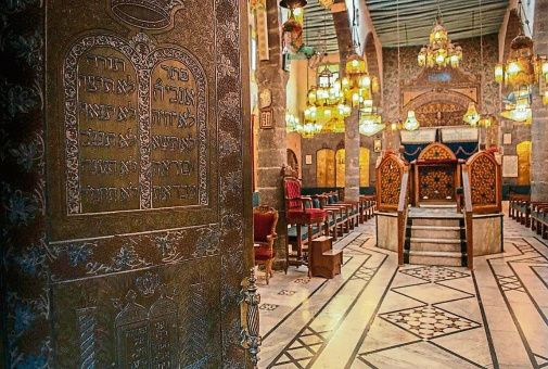 Siria: Terroristas cooperan con Israel en robo de antigüedades