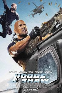Fast & Furious Presents Hobbs & Shaw (2019) Dual Audio 720p HQ HDTC [Hindi- English] [New Print]