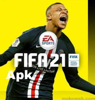تحميل لعبة فيفا 21  للاندرويد FIFA 21 Mobile  Android