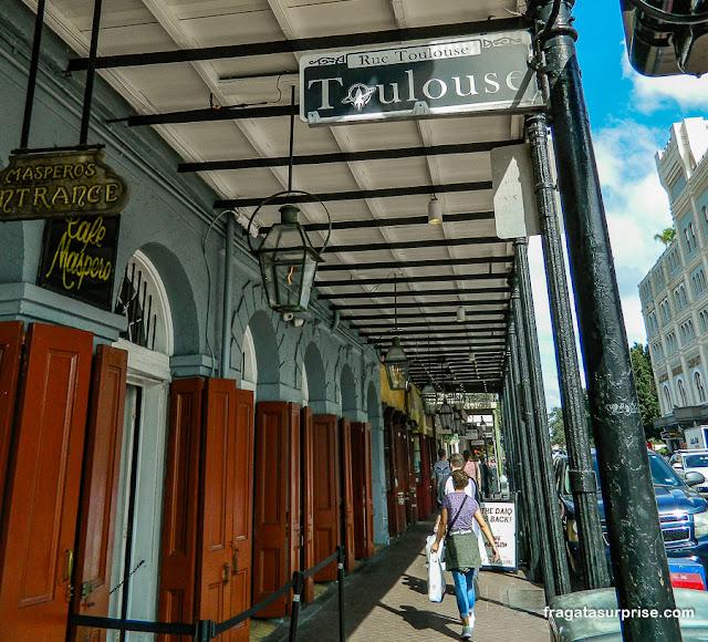 Galeria do French Quarter, Nova Orleans