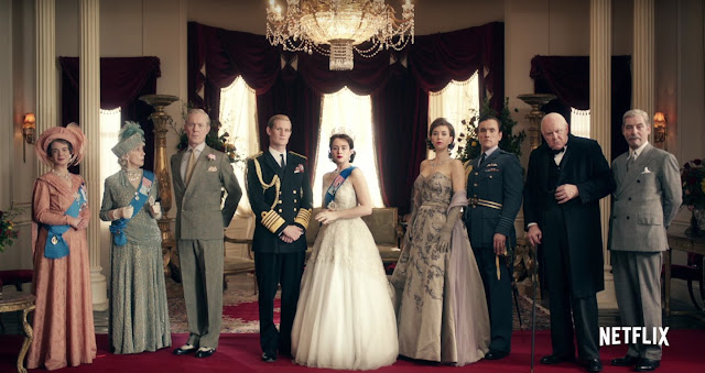 the crown serie de netflix