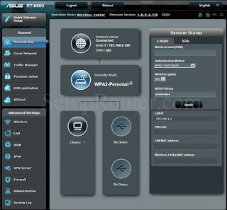 how to change dns on router