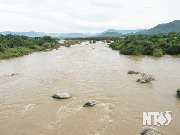 Ninh Sơn triển khai phương án phòng, chống mưa lũ