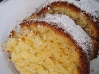Μια απόλαυση χωρίς τύψεις: Κέικ γιαουρτιού με λεμόνι…
