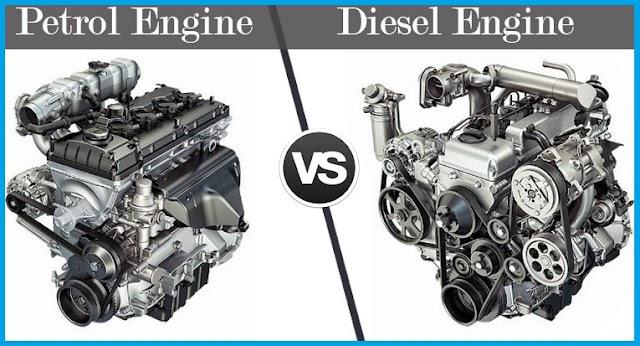 Perbedaan Ngelitik Di Mesin Bensin Dan Diesel