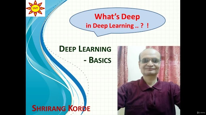 Deep Learning (from basics)