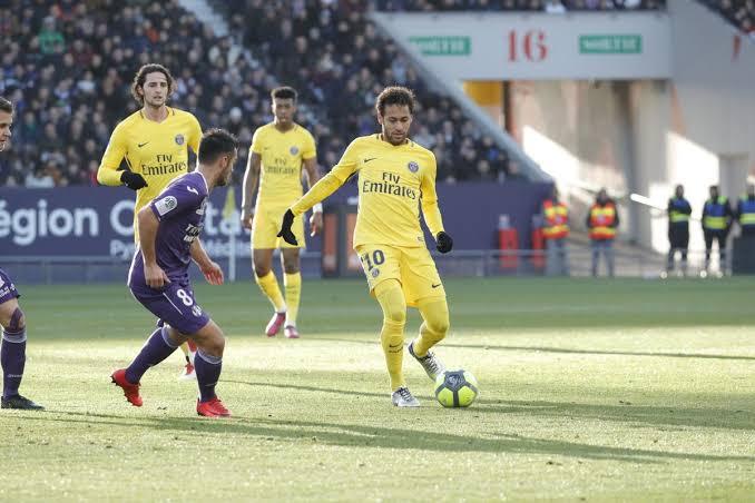 نتيجة مباراة باريس سان جيرمان وتولوز بتاريخ 25-08-2019 الدوري الفرنسي