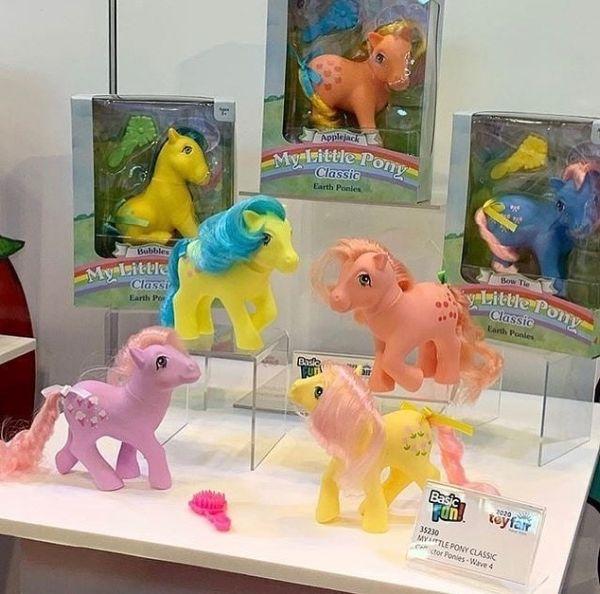 Классические пони My Little Pony Classic новинки игрушек 2020