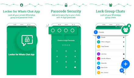 Best Android Apps To Lock Whatsapp Chats