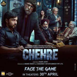 Chehre full movie download Filmyzilla 720p 480p tamilrockers moviesflix