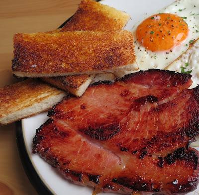 Proper Ham & Eggs
