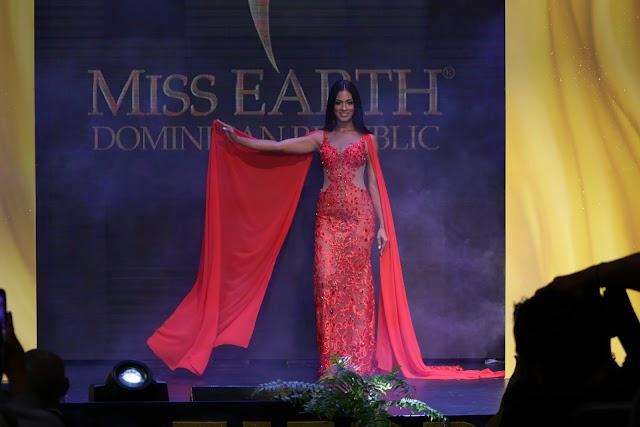 Nieves Marcano se corona nueva Miss Tierra República Dominicana 2021