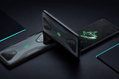 handphone gaming Black shark 3
