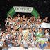 Ceará de Rasteira é campeão da 9ª Copa Amigos da Bola de Futebol - Troféu Belnet Fibra