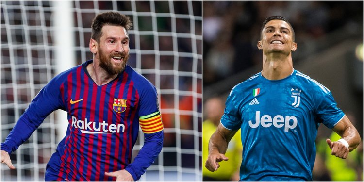 The Top 10 Best Current Soccer Players