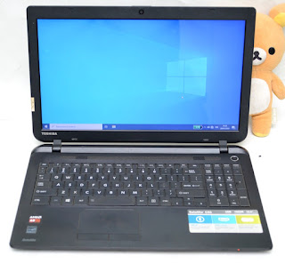 Jual Laptop Toshiba C55 AMD A8