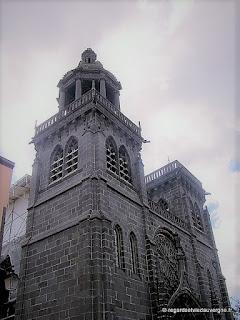 église du Marthuret, Riom.