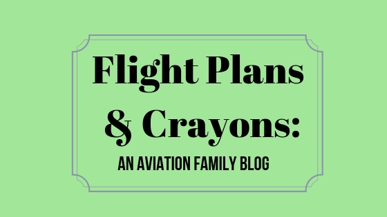 Flight Plans and Crayons