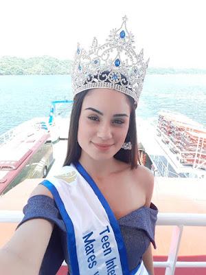 Garota de Itapema é Eleita Miss Internacional