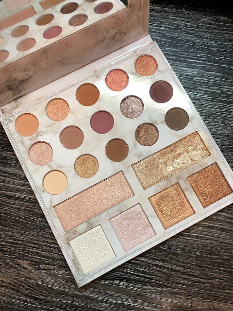 Let's Talk || Project Pan : BH Cosmetics X Carli Bybel Deluxe Palette (Check in 1)
