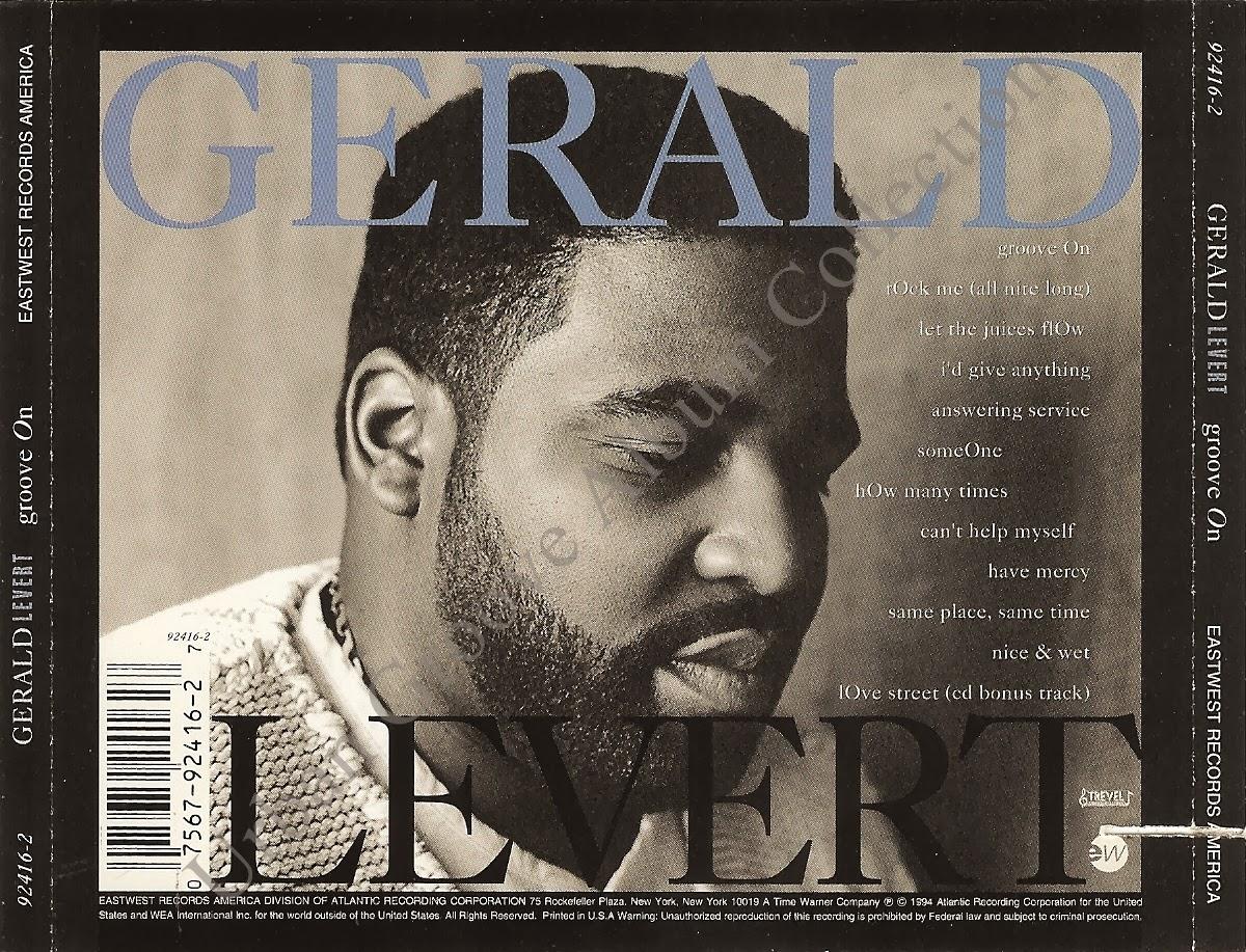 Gerald Levert Songs intended for levert love songs