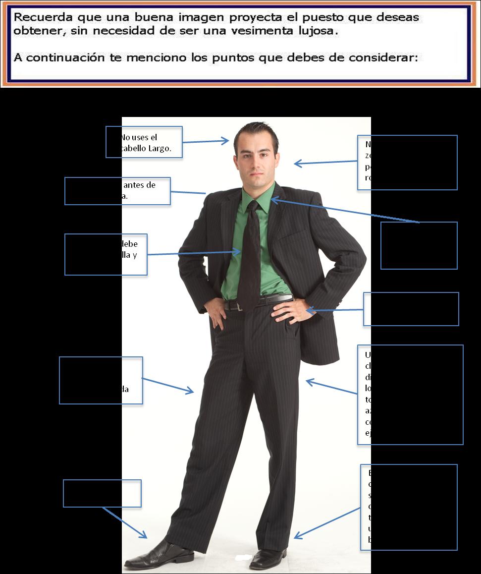 C mo impacta tu vestimenta en una entrevista de trabajo for Oficinas para buscar trabajo