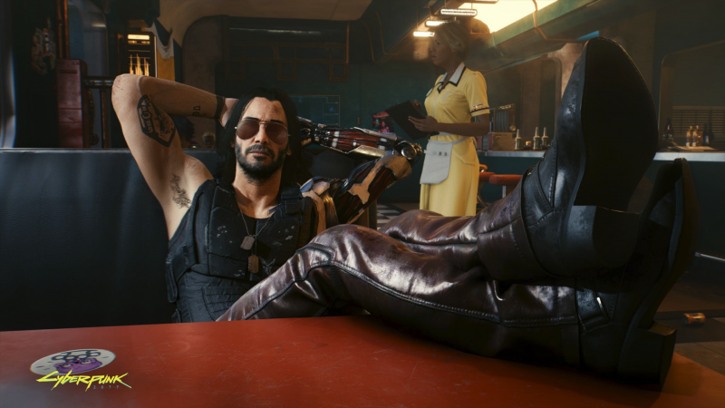 Cyberpunk 2077 will have a gripping story that could only be told in the cyberpunk universe