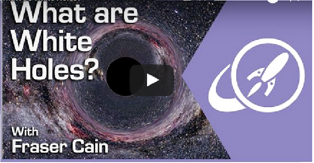 Everything You Require To Know About The Mysterious Cosmic Phenomenon Astrophysicists Call A 'White Hole'