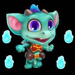 Dragon Durukuru (Enfant)