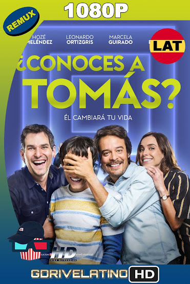 ¿Conoces a Tomás? (2019) BDRemux 1080p Latino MKV