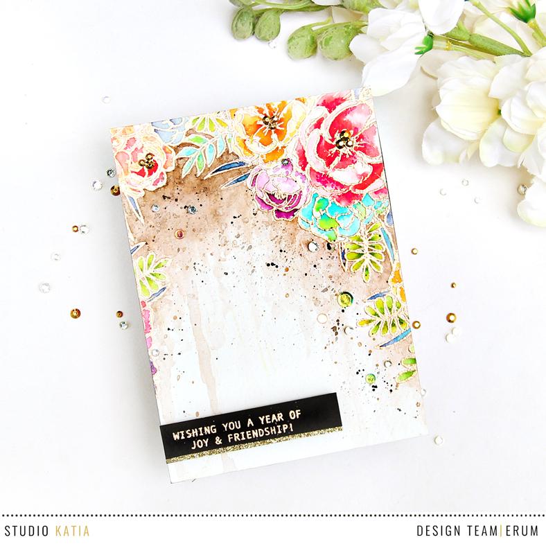 Studio Katia | Lovely Blooms | Erum Tasneem | @pr0digy0