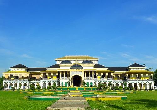 Istana Maimun, Istana Terindah di Indonesia