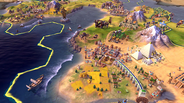 CIVILIZATION VI : Official Game Direct Free DownloadCIVILIZATION VI : Official Game Direct Free Download
