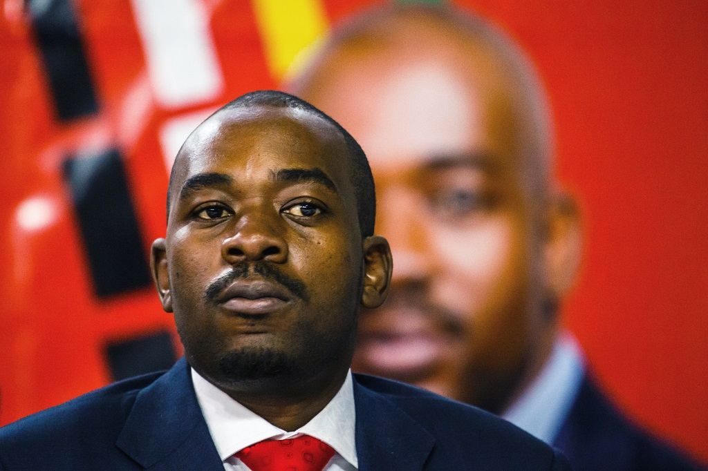 Nelson Chamisa Fires All Workers