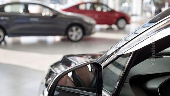 direito cliente loja compra carro novo