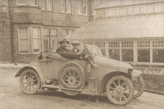 The 'Gordon' Car, 1914