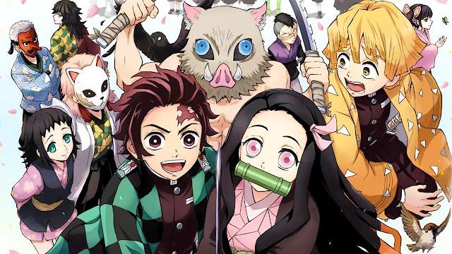 Kimetsu no Yaiba es el segundo manga más vendido de Shueisha en el 2019