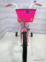 2 Special Edition 18 Inch Wimcycle Mini Jolly with Basket, Bag and Carrier