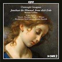 CHRISTOPH GRAUPNER (1683-1760)