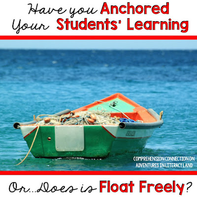 This post explains the importance of anchor charts in teaching. It includes the characteristics of great charts as well as chart ideas.