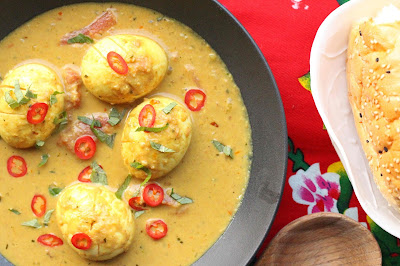 curry malais piment coco